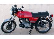 Motocicleta Marca: Ducati Año: 1979 Modelo: Forza