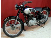 Motocicleta FN 1968 350cc modelo Standard