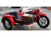 Dnepr 16 KMZ MT 10-36.650cc. 1983.